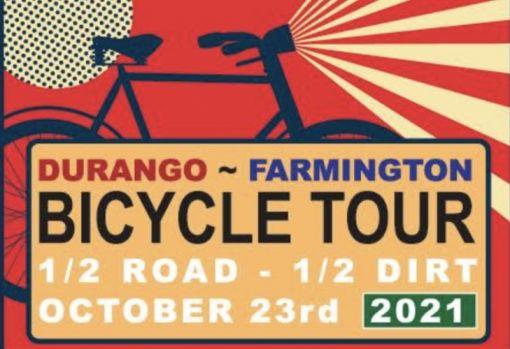 Durango to Farmington Cycling Tour