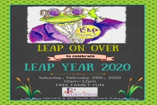 Leap Year Celebration
