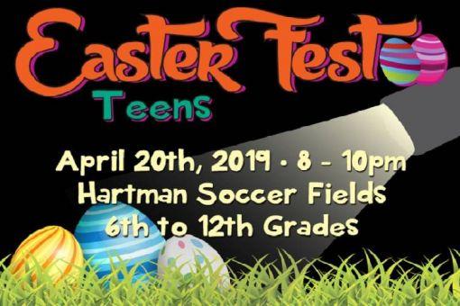 Easter Fest Teens