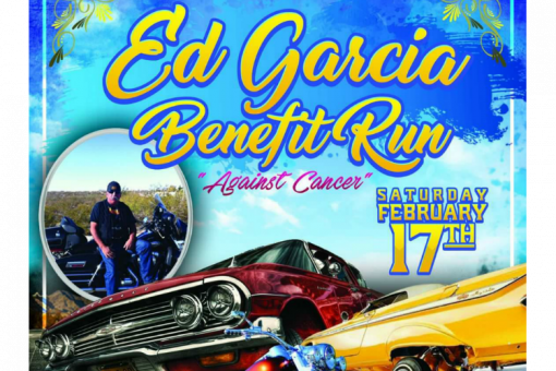 Ed Garcia Benefit Run