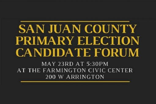 San Juan County Primary Candidate Forum