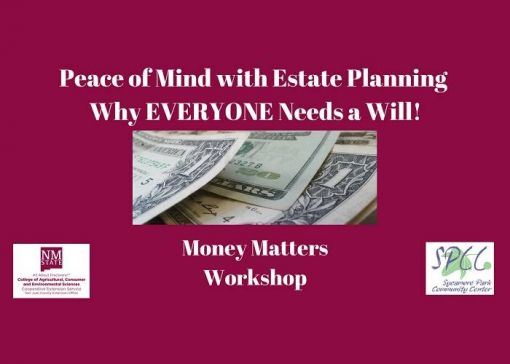 Peace of Mind with Estate Planning