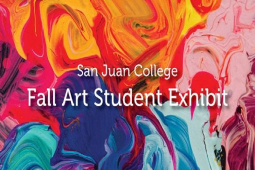 San Juan College Fall Art Student Exhibit
