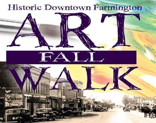 Fall Art Walk & Fundraiser