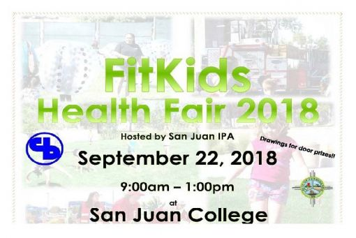 FitKids Health Fair