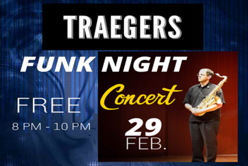 Funk Night at Traegers