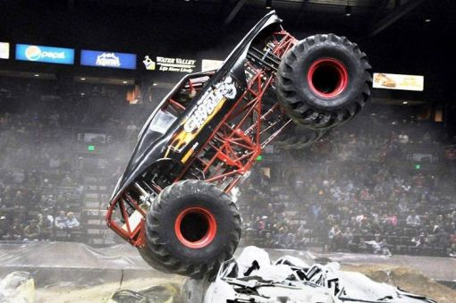 No Limits Monster Trucks