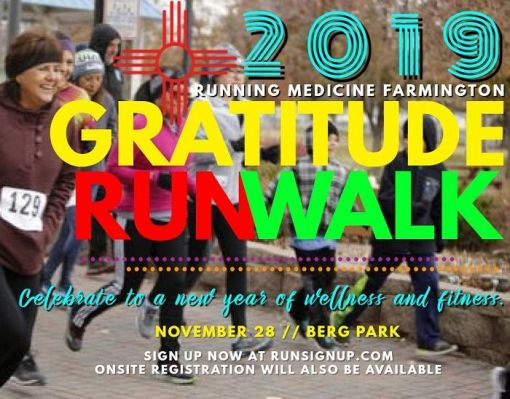 Gratitude Run