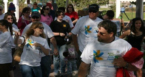 Great Strides Walk to Cure Cystic Fibrosis