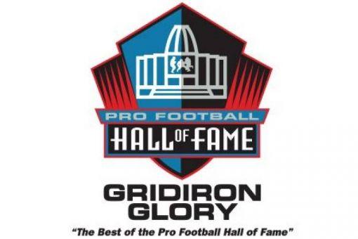 Gridiron Glory: Pro Football Hall of Fame Exhibit