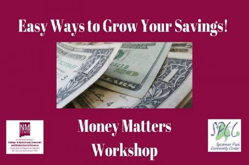 Easy Ways to Grow Your Savings!