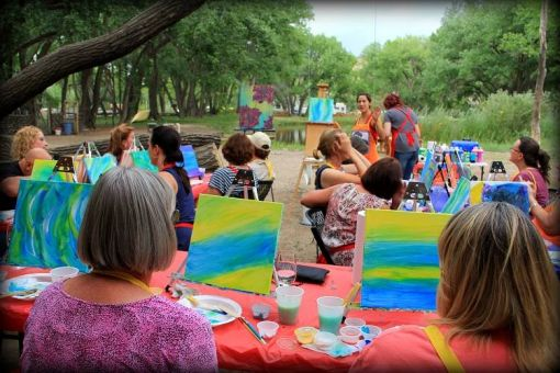 Guided Painting Class