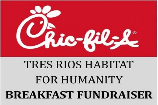Chick-fil-A Breakfast for Habitat for Humanity
