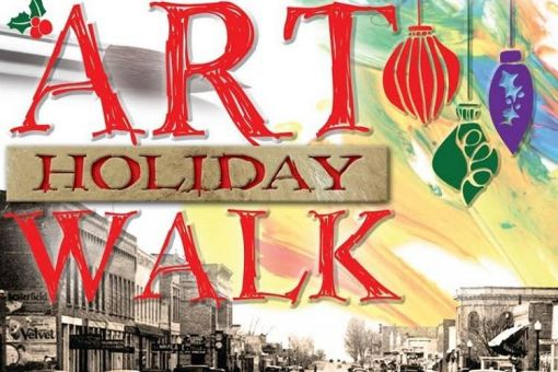 Holiday Art Walk & Small Business Saturday