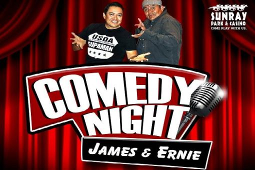 James and Ernie Comedy Show