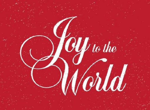 Joy to the World~A Celebration of Jesus Christ