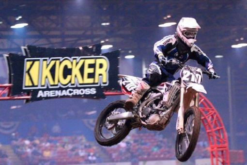 Kicker Arenacross Freestyle Show