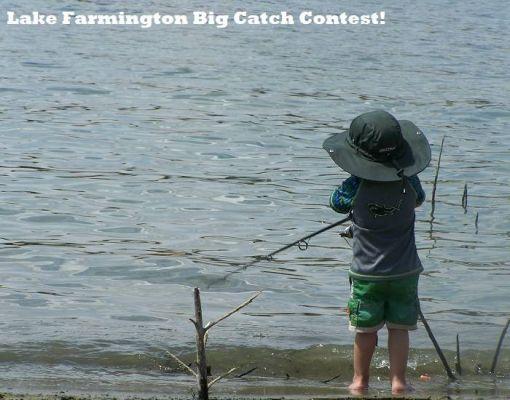 Lake Farmington Big Catch Contest!