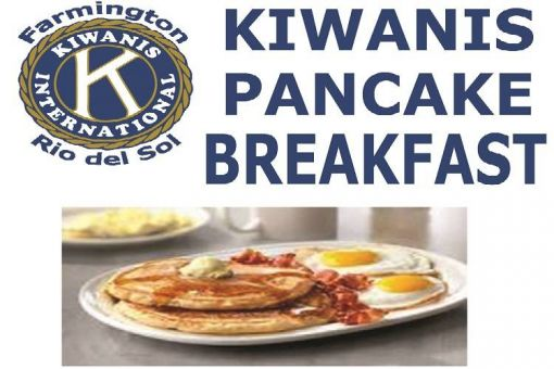 Kiwanis Pancake Breakfast