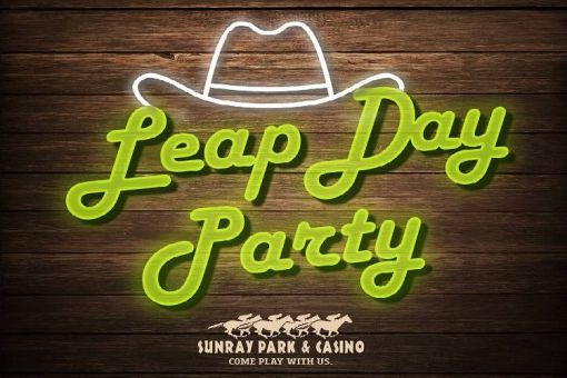 Leap Day Party - Country Night