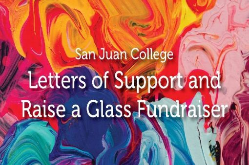 Letters of Support and Raise a Glass