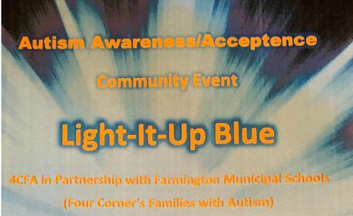 Light-It-Up Blue!!