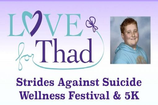 Love for Thad 5k and Wellness Festival
