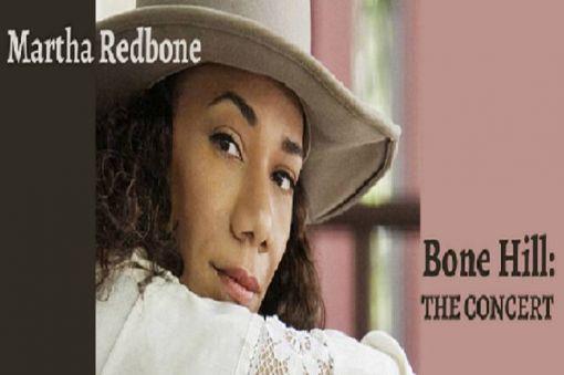 Martha Redbone- 'Bonehill Concert'
