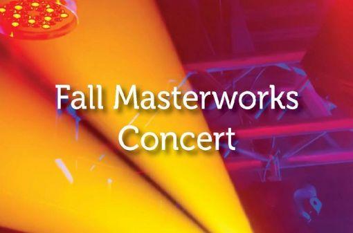 Fall Masterworks Concert