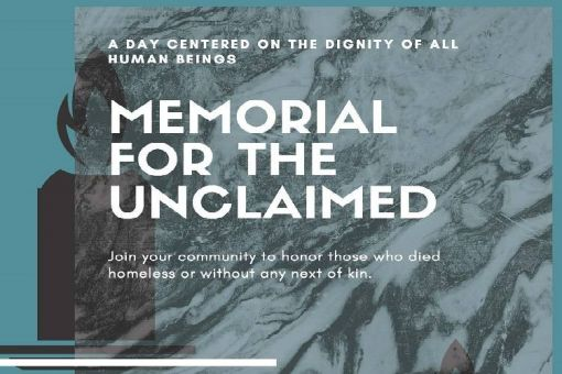 Memorial For The Unclaimed