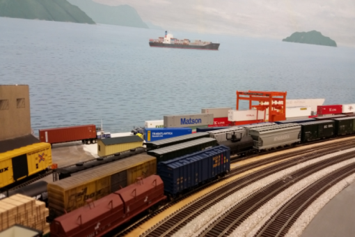 Model Railroading Meeting