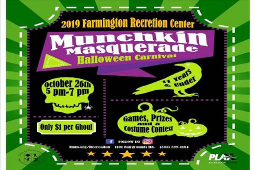 Munchkin Masquerade Carnival