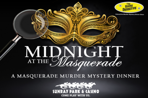 Midnight at the Masquerade - Murder Mystery Dinner