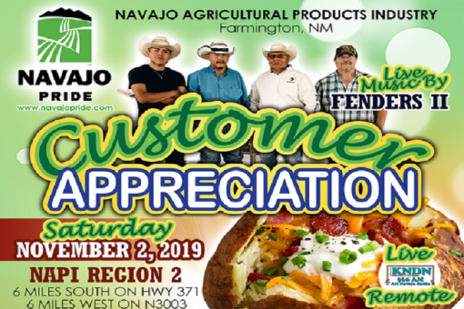NAPI Customer Appreciation Day