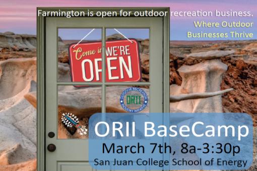 ORII Basecamp