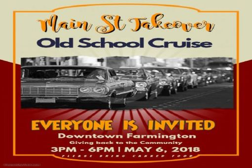 Old School Cruise for Donations