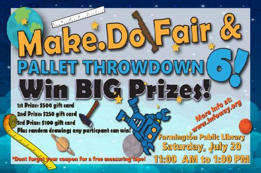 Make.Do Fair & Pallet Throwdown