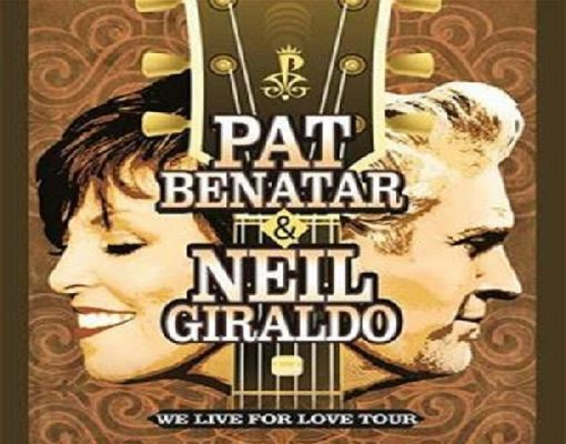 Pat Benatar & Neil Giraldo