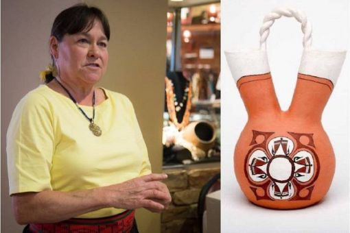 Pueblo Pottery with Pam Lujan Hauer