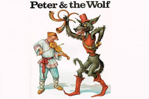 San Juan Symphony - Peter & The Wolf