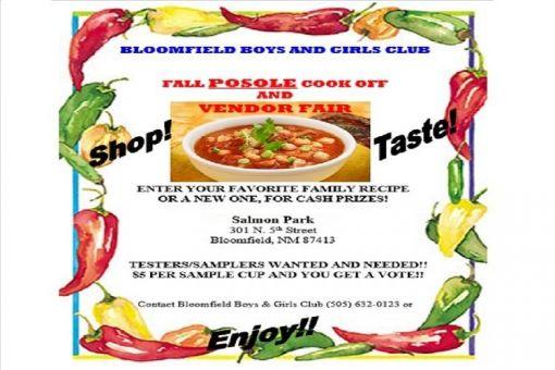 Posole Cook Off and Vendor Fair
