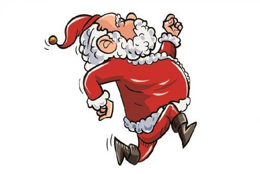 The Santa Dash