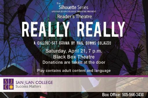 San Juan College Readers Theatre: Really Really