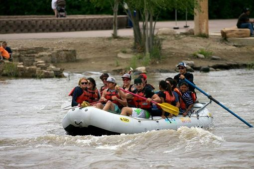 River Rafting on the Animas