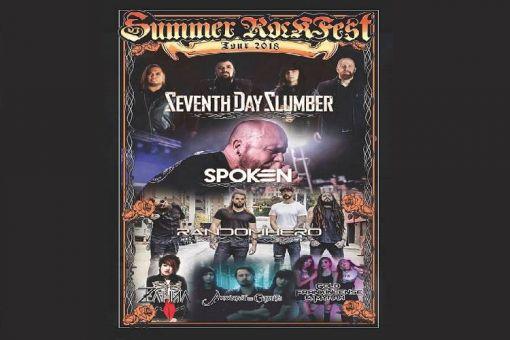 Summer RockFest Tour