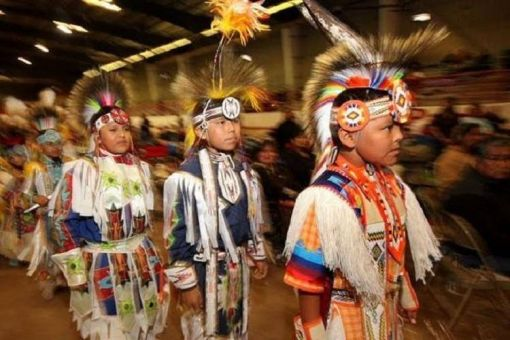 San Juan College Contest Pow Wow