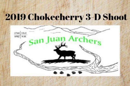 Chokecherry 3-D Shoot