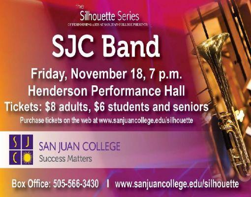 San Juan College Band Concert