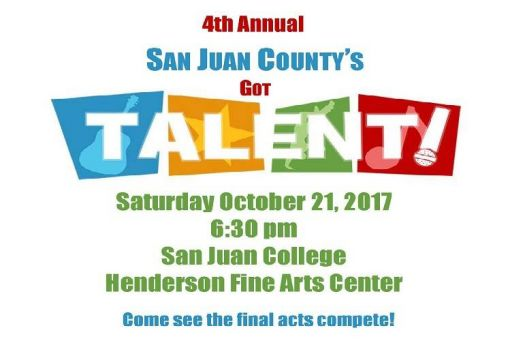 San Juan County's Got Talent