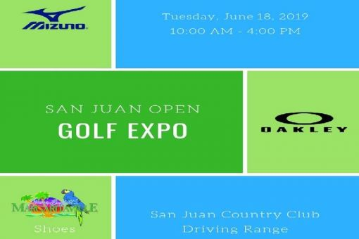 San Juan Open Golf Expo